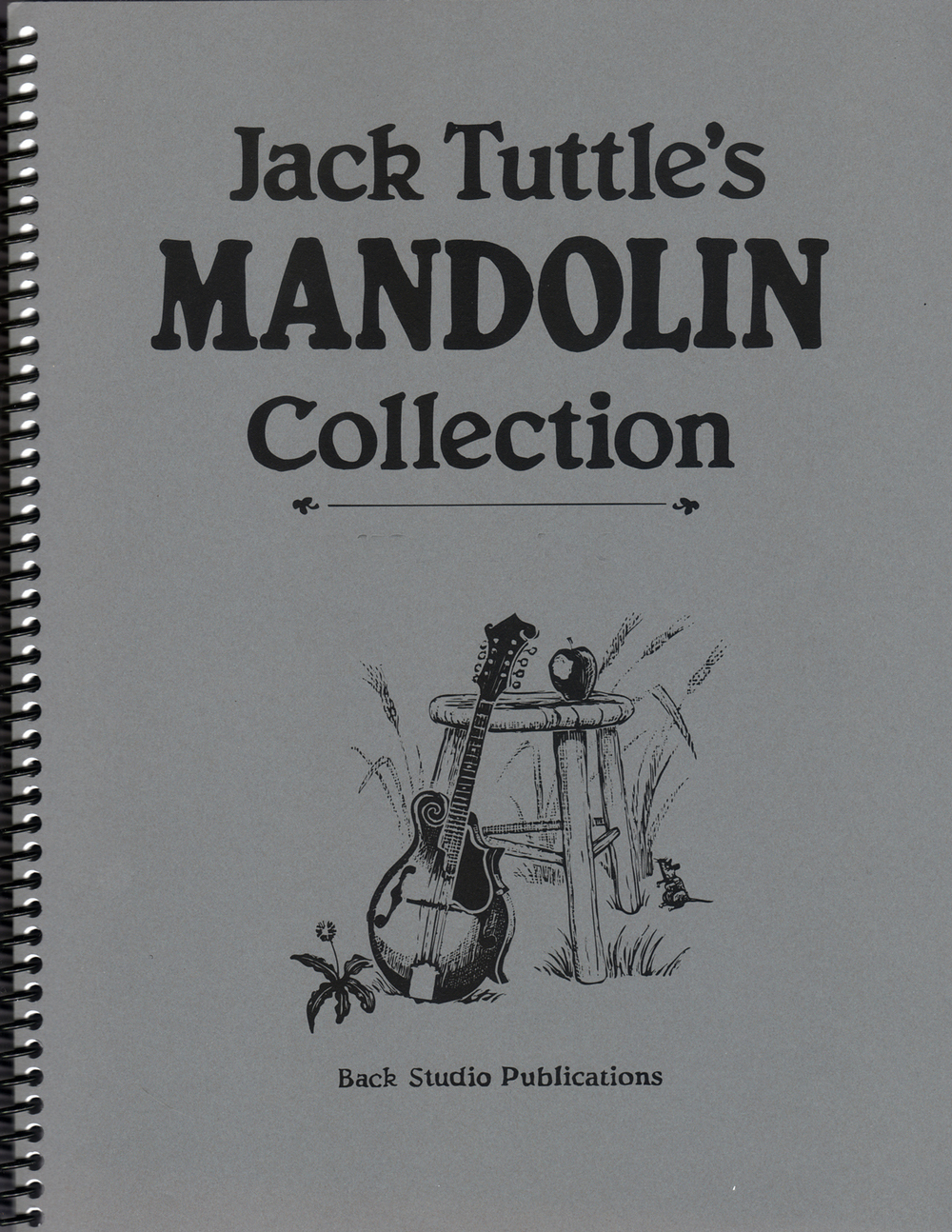 Jack Tuttle's Mandolin Collection