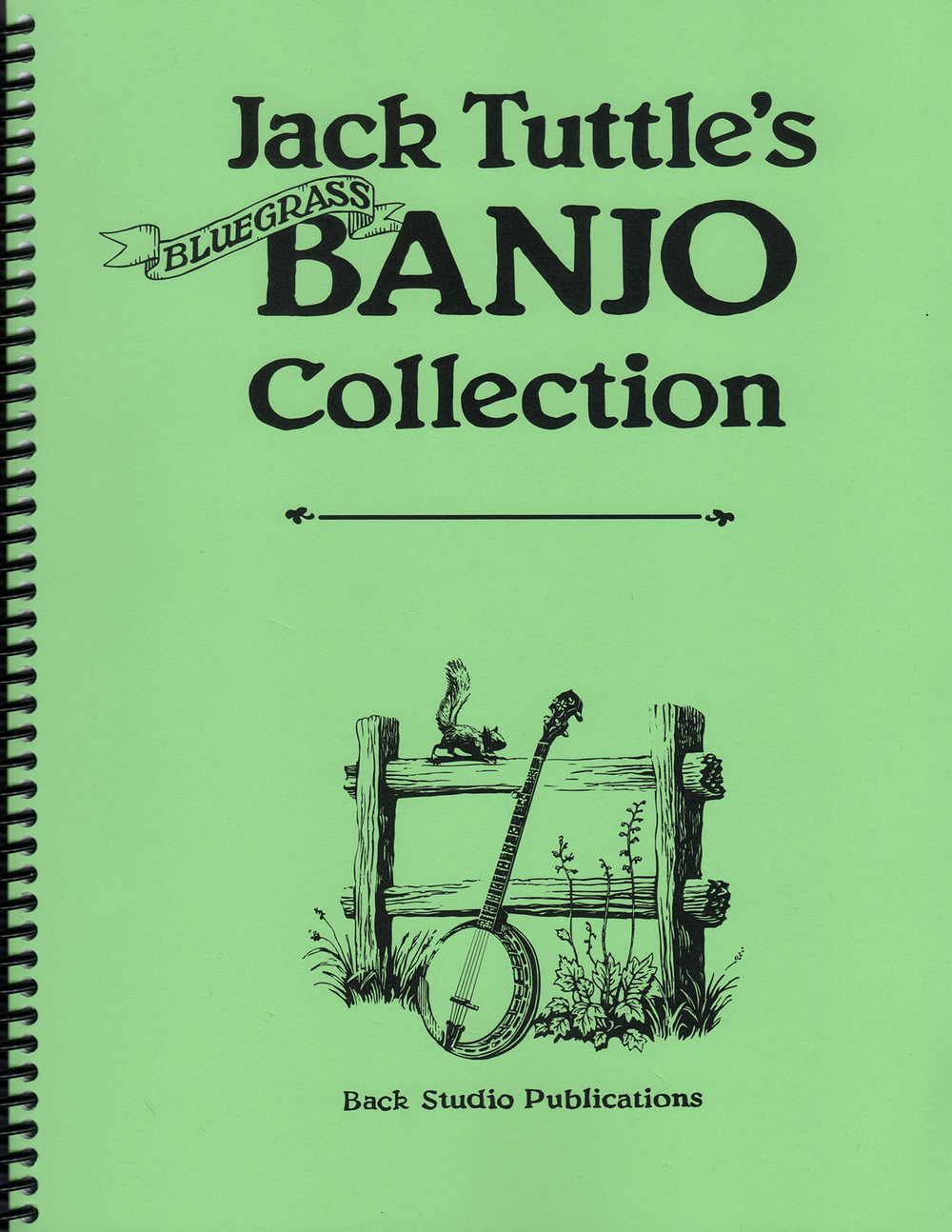 Jack Tuttle's Bluegrass Banjo Collection