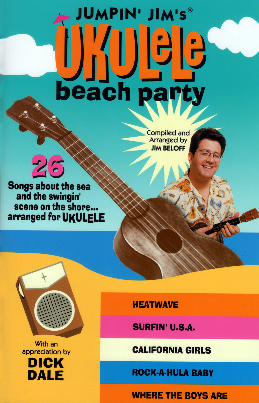 Jumpin' Jim's Ukulele Beach Party