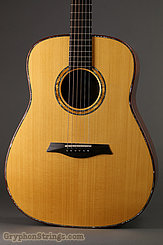 2002 Sergei de Jonge Guitar Dreadnought (Brazilian)