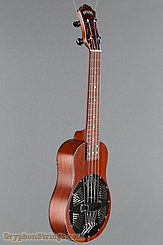 National Reso-Phonic Ukulele Mahogany, Concert NEW Image 2