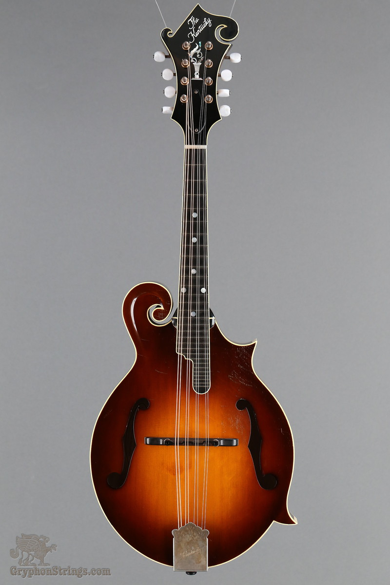 2008 Kentucky KM-1000 - Mandolin Family - Gryphon Stringed