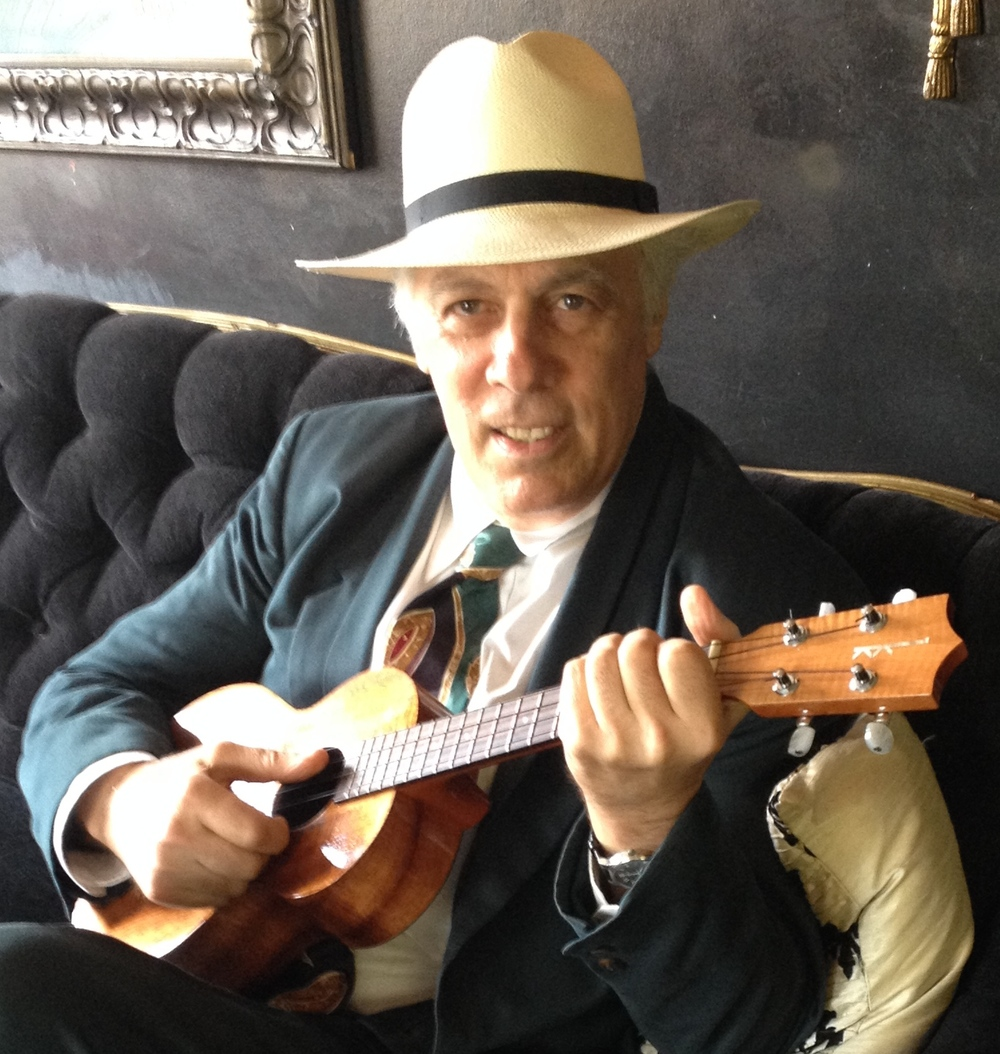 4/29/2017 - Fred Sokolow - Blues for the Ukulele