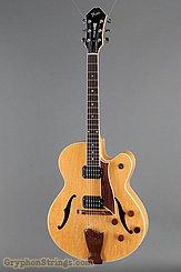 c. 1985 Fender D'Aquisto Guitar D'Aquisto Standard, blond Image 1
