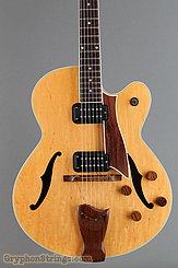 c. 1985 Fender D'Aquisto Guitar D'Aquisto Standard, blond Image 10