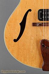 c. 1985 Fender D'Aquisto Guitar D'Aquisto Standard, blond Image 13