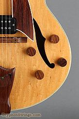 c. 1985 Fender D'Aquisto Guitar D'Aquisto Standard, blond Image 14