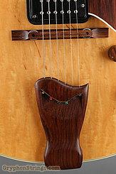 c. 1985 Fender D'Aquisto Guitar D'Aquisto Standard, blond Image 15