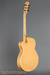 c. 1985 Fender D'Aquisto Guitar D'Aquisto Standard, blond Image 6