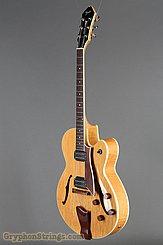 c. 1985 Fender D'Aquisto Guitar D'Aquisto Standard, blond Image 8