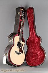 Taylor Guitar 814ce DLX NEW Image 17