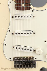 Nash Guitar S-67, Olympic White  NEW Image 11