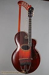 1917 Gibson Style U Harp Guitar