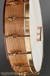 Waldman Banjo 12 inch Oak NEW Image 12