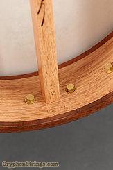 Waldman Banjo 12 inch Oak NEW Image 14