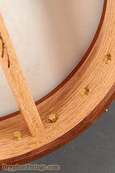 Waldman Banjo 12 inch Oak NEW Image 16