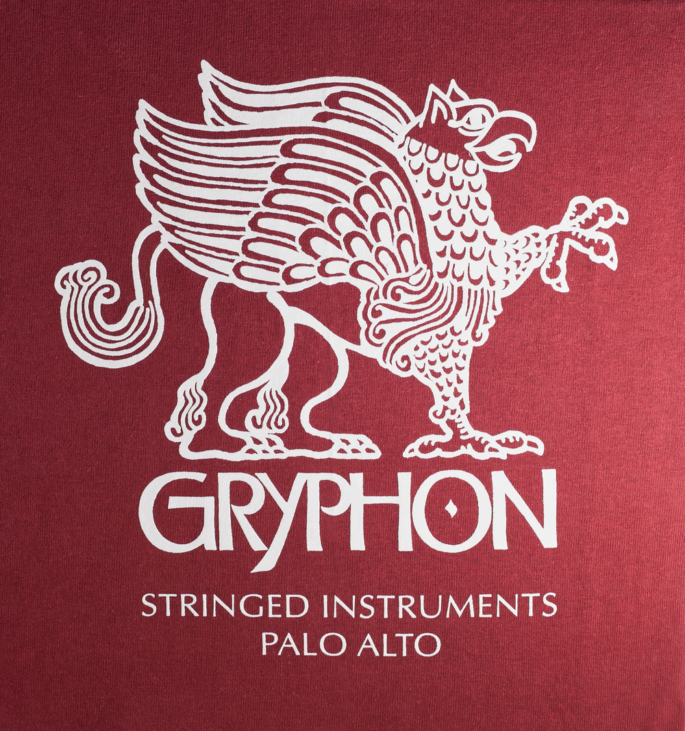 Gryphon Classic T  Papaya - Made in USA