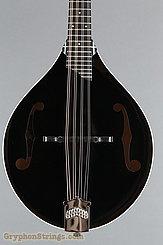 Collings Mandolin MT, Jet Black gloss top, Ivoroid Binding Mandolin NEW Image 10