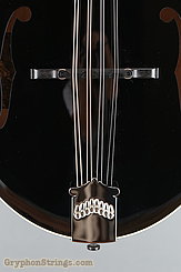 Collings Mandolin MT, Jet Black gloss top, Ivoroid Binding Mandolin NEW Image 11