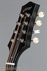 Collings Mandolin MT, Jet Black gloss top, Ivoroid Binding Mandolin NEW Image 14