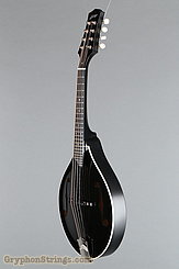 Collings Mandolin MT, Jet Black gloss top, Ivoroid Binding Mandolin NEW Image 8