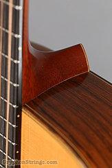 1988 Schoenberg Guitar Soloist, non-cutaway (Brazilian) Lefty Image 19