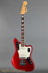 2012 Fender Jaguar 50th Anniversary Candy Apple...