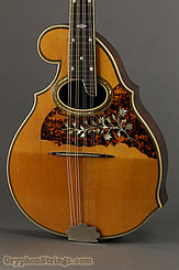 c.1928 Stal (Larson Bros) Mandolin Reverse curl