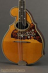 c.1928 Stahl (Larson Bros) Mandolin Reverse curl