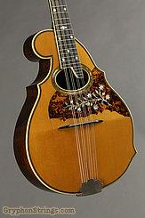 c.1928 Stahl (Larson Bros) Mandolin Reverse curl Image 5