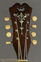 c.1928 Stahl (Larson Bros) Mandolin Reverse curl Image 7