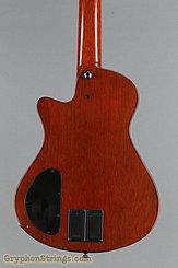 2012 Veillette Guitar Journeyman Nylon String Cherry Burst Image 12