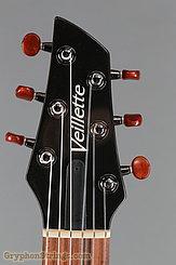 2012 Veillette Guitar Journeyman Nylon String Cherry Burst Image 13