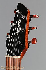 2012 Veillette Guitar Journeyman Nylon String Cherry Burst Image 14