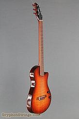 2012 Veillette Guitar Journeyman Nylon String Cherry Burst Image 2