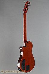 2012 Veillette Guitar Journeyman Nylon String Cherry Burst Image 6