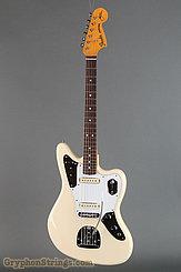 2012 Fender Johnny Marr Jaguar Olympic White