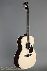Santa Cruz Guitar OM Grand, Custom German Spruce NEW Image 2