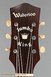 Waterloo Guitar WL-JK, Jet Black, truss rod NEW Image 13