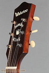 Waterloo Guitar WL-JK, Jet Black, truss rod NEW Image 14