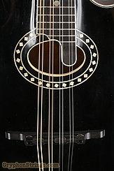 Eastman Mandolin MD814V ANTIQUE BLACK NEW Image 11