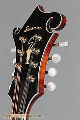 Eastman Mandolin MD814V ANTIQUE BLACK NEW Image 14