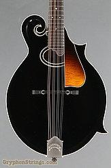 Northfield Mandolin NF-F2SB Black Top w/ pickguard NEW Image 10