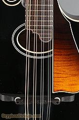 Northfield Mandolin NF-F2SB Black Top w/ pickguard NEW Image 11