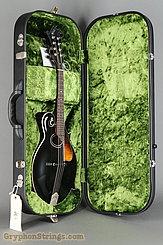 Northfield Mandolin NF-F2SB Black Top w/ pickguard NEW Image 17