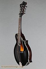 Northfield Mandolin NF-F2SB Black Top w/ pickguard NEW Image 8
