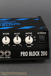 Quilter Labs Amplifier Pro Block 200 NEW Image 4