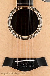 Taylor Guitar Custom 12 GA, African Ebony NEW Image 11