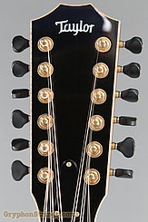 Taylor Guitar Custom 12 GA, African Ebony NEW Image 13