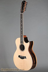 Taylor Guitar Custom 12 GA, African Ebony NEW Image 8